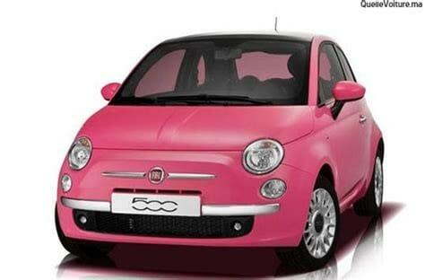 Louer une voiture Fiat 500 ou similaire